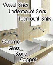 Stainless Steel Kitchen Sinks | Undermount Kitchen Sinks | Farmhouse Sinks | Stainless Steel Undermount Kitchen Sinks | Bathroom Vessel Sink...