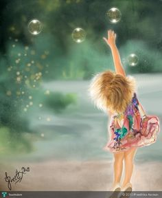 Child in you #Creative #Art #DigitalArt @Touchtalent.com