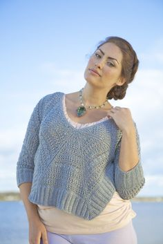 Kaver in Berroco Captiva - NGv10-6. Discover more Patterns by Berroco at LoveKnitting.  Crochet and knitting