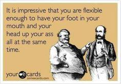 Sooooooooooo true for a few people in my life.