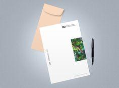 Letter & Envelop Mock up on Behance