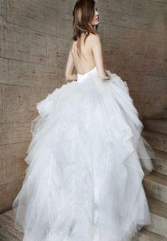 Vestito da sposa Vera Wang