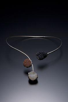Necklace | Hiromi Kuwahara.