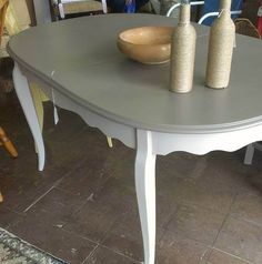 Beau Gray Dining Table $195