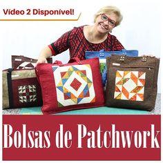 1512 comentários lá no site... Uau! Esse workshop gratuito de bolsas da Ana Cosentino já está dando o quê falar... E você já está participando? Aquihttp://duna.vc/bolsas-patch-2  #patchwork #bolsas #costura
