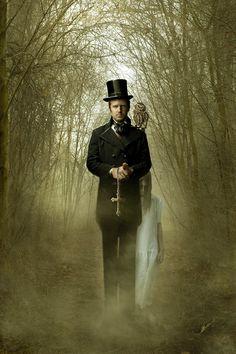 Mr. Ghost by krlos-Armstrong.deviantart.com on @deviantART