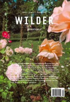 Wilder Quarterly Summer 2012
