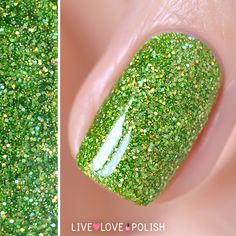 Powder Perfect Land of Reeds Nail Polish (The Upper Kingdom Collection)