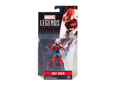 Hasbro Disney Marvel Marvel Legends 3.75 Series: Wave #2 Ant-Man Action Figure 3.75 Inches Tall in Box Hasbro, Disney & Marvel 2016 http://www.amazon.com/Marvel-Legends-3-75-Action-Figure/dp/B0186X5RA0/ref=sr_1_2?s=toys-and-games&ie=UTF8&qid=1462219922&sr=1-2&keywords=Marvel+Legends+Ant+Man+3.75+Inch+Action+Figure