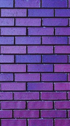 Violet, wall, bricks wall wallpaper - Wallpaper's Page Brick Wallpaper Android, Brick Pattern Wallpaper, Brick Wall Wallpaper, Iphone Background Wallpaper, Locked Wallpaper, Aesthetic Iphone Wallpaper, Lock Screen Wallpaper, Aesthetic Wallpapers, Wallpaper Samsung