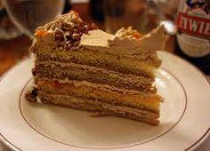 Koroliwsky Torte - Ukrainian layered cake