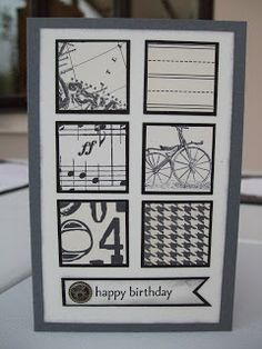 MaKing Papercrafts: Appeal Update and Birthday card