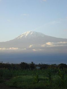 Mount Kilimanjiro, Africa favorite-places-spaces