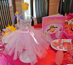 Pinkalicious 6th Birthday | CatchMyParty.com