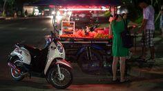 Aonang Beach Thai Street Food, Thailand, Beach, The Beach, Beaches
