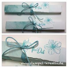 Geschenkbox für etwas Süßes