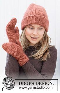 Knitting Patterns Free, Knit Patterns, Free Knitting, Drops Design, Knit Crochet, Crochet Hats, Sport Weight Yarn, Crochet Diagram, Alpacas