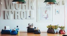 Tente Isso Em Casa: Aprenda a fazer cestos organizadores muito práticos