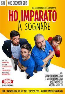 TG Musical e Teatro in Italia: HO IMPARATO A SOGNARE al Teatro Agorà.