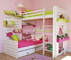 ignore the pink  Google Image Result for http://img.archiexpo.com/images_ae/photo-g/kids-corner-bunk-bed-unisex-222317.jpg