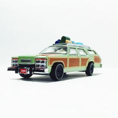 Summer is here... iconic! #vacation #nationallampoons #summervacation #summer #greenlight #toypics #toycrew #fromthepegs #familytruckster #chevychase
