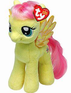 Fluttershy Buddy - My Little Pony Soft Toy My Little Pony Plush 32c6ae1bdb11