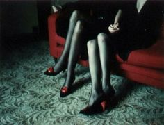 """jinxproof: """"In a Hotel in Milan, 1982. ph. Helmut Newton """" Helmut Newton, Mullholland Drive, Color Photography, Fashion Photography, Skulduggery Pleasant, Milan Hotel, Teen Witch, Lesbian Art, Erotica"""
