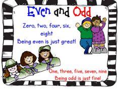 Odd & even