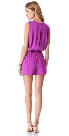 Blaque Label Sleeveless Romper   SHOPBOP Save 25% with Code EXTRA25