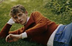 Billy Vandendooren for Style magazine's October 2015 issue photographed by Fanny Latour-Lambert  Gabriel