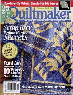 Quiltmaker 125  Jan.-Feb. '09 (543x700, 330Kb)