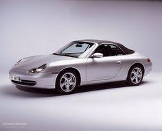 Porsche 911 Carrera Cabriolet (Type 996)