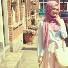 Turkish style #hijab#muslimah