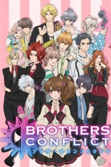 anime Brothers Conflict