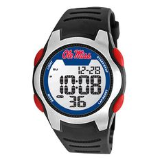 Mississippi Rebels NCAA Mens Training Camp Series Watch