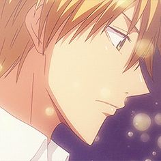 Usui Takumi the background just makes him glow brighter