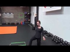 The Windmill:  Safe and Effective Implementation   RKC School of Strength