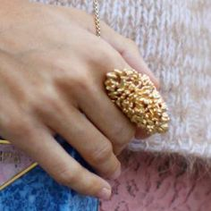 The cocktail ring: A/W 14/15 accessories commercial update