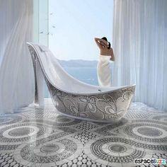 12 des baignoires les plus originales au monde