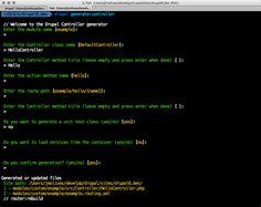 Drupal 8 Module of the Week: Drupal Console  // #Drupal #Dev