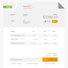 Invoice Page Shopizer E Commerce Home Page Redisign  Product Design  Pinterest .