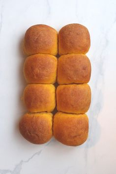 Vegan Sweet Potato Buns from @ TwoGreenPeas.com