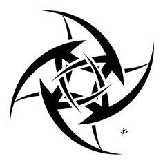 Tribal Tattoos Homme Lower Back Tattoos Tribal Tattoos, Tribal Drawings, Tribal Tattoo Designs, Tribal Art, Star Tattoos, Celtic Tattoos, Tattoo Drawings, Body Art Tattoos, Tattoos Skull