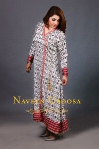 Naveen Uroosa Casual and Formal Wear Dresses 2014 For Women