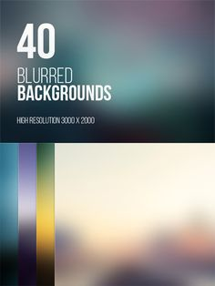 High Resolution Blurred Backgrounds Pack 27 Amazing Free Blurred Background Packs