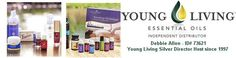 Therapeutic Grade Essential Oils from Young Living