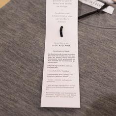We love premium-quality materials. #funktionschnitt #wearthedifference #slowfashion #cashmere #materiallover #kaschmir #womenswear #menswear