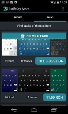 Swiftkey, one of the oldest and best keyboards available for Android Google Play Store is now completely free. In addition, those who have already started to buy the Premium version of Swiftkey receive a free Premier Pack, consisting of 10 new themes for the interface. The good news for the rest of Android users who have hesitated until now to download the trial version is that now they can directly install Swiftkey Premium version. It comes with its own set of themes for the interface, and…