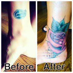 Cover up tattoo  #freshink #tattoos #tattoostyle #tattoosofinstagram  #tattoosforwomen #ink #tattoosongirls  #tattoosoftheday #tattooshop #tattoosday #inkedbabes #inked #inkedgirls #must_love_ink #tattoocoverup