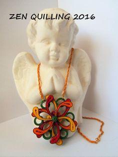 "My own original designs / Collection ""Autumn"" - Facebook.com/Zen Quilling"